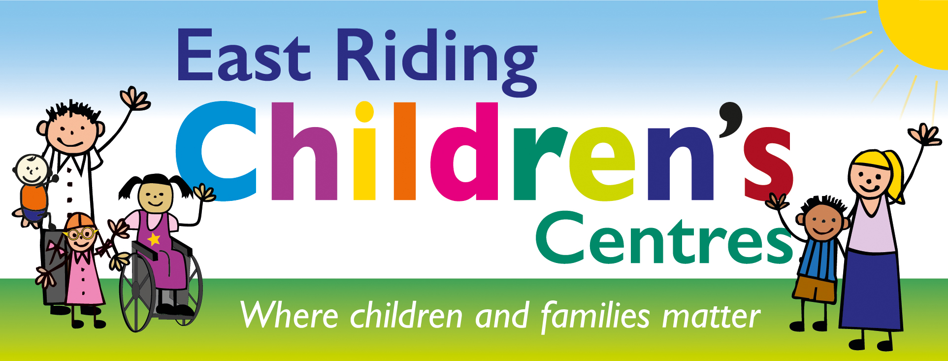 East Riding Children's Centres logo