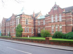 Beverley Library