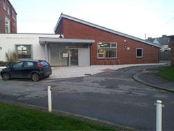 Withernsea Centre building