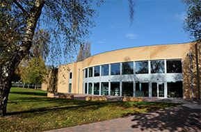 Anlaby library at Haltemprice sports centre
