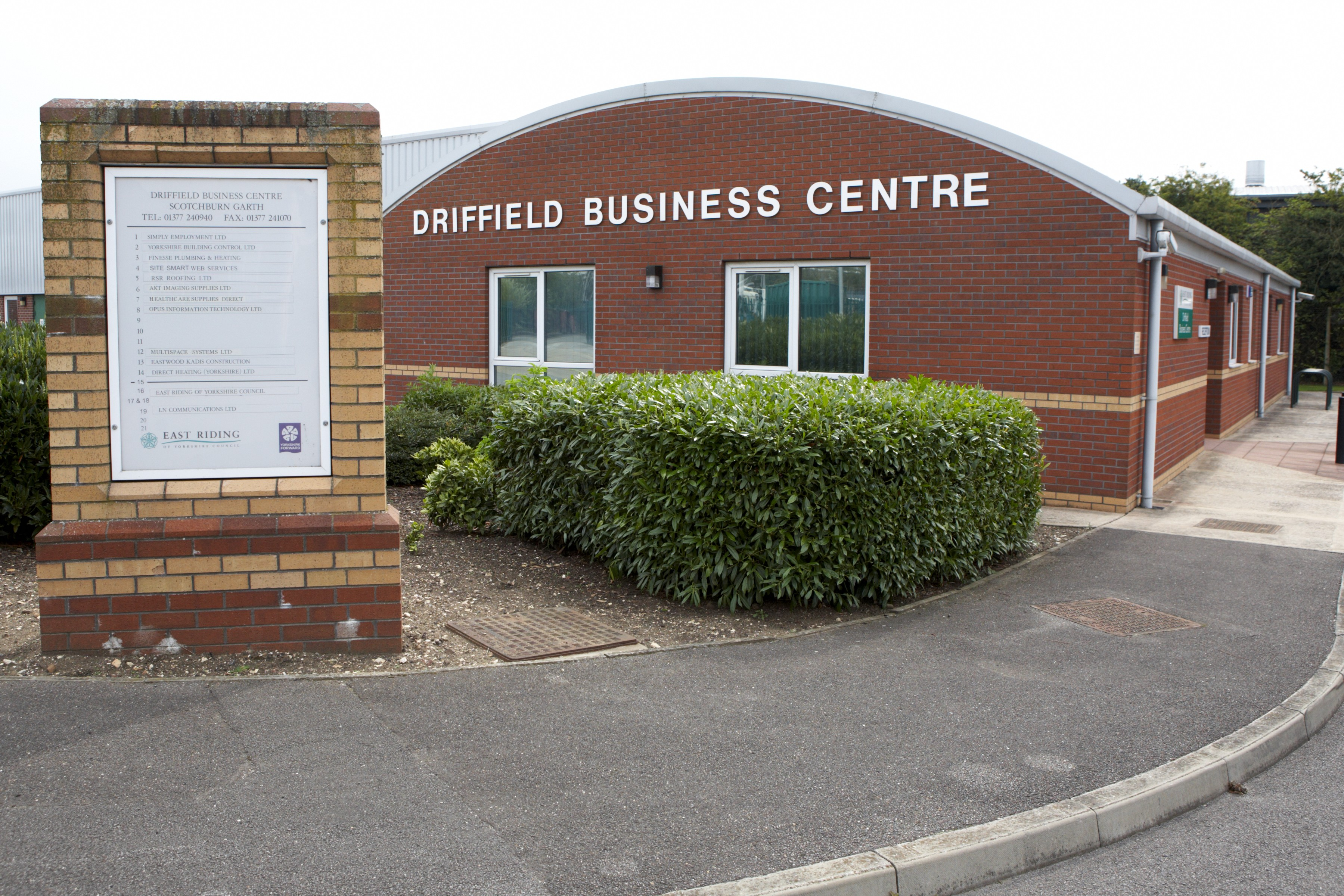 Driffield BC External Image