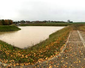 New flood schemes approved
