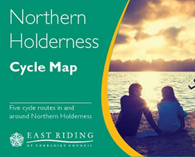 North Holderness Cycle Map