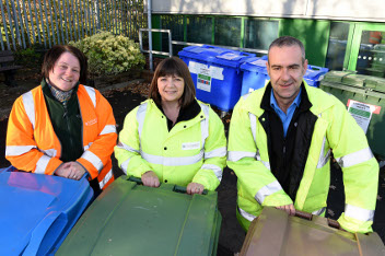 waste & recycling officers