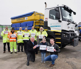 Gritter name launch