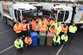 Waste & Recycling Team