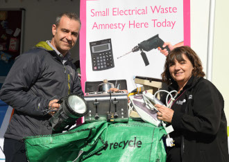 Electrical waste amnesty