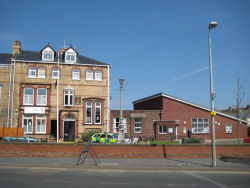 Withernsea CSC and Library